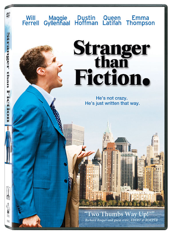 stranger than fiction essays Stranger than fiction (2006) on imdb: plot summary, synopsis, and more.